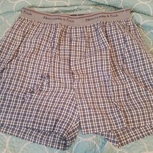Abercrombie & Fitch boxers